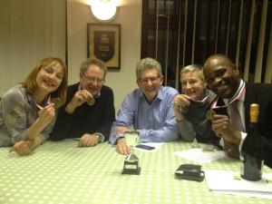 Abbey 2014 Quiz Winners: The WWW Alliance!